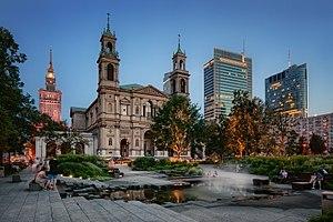 波兰华沙旅游