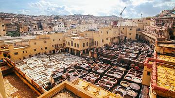 摩洛哥非斯旅游