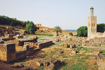 摩洛哥拉巴特旅游