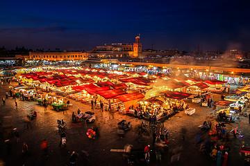 摩洛哥马拉喀什旅游