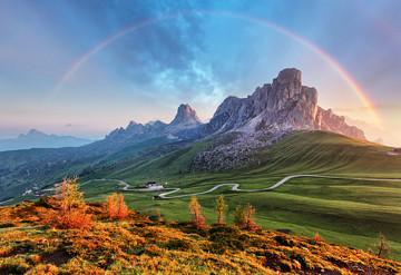 多洛米蒂山脉+科尔托纳 一日游